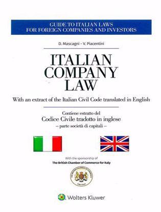 Immagine di Italian company law