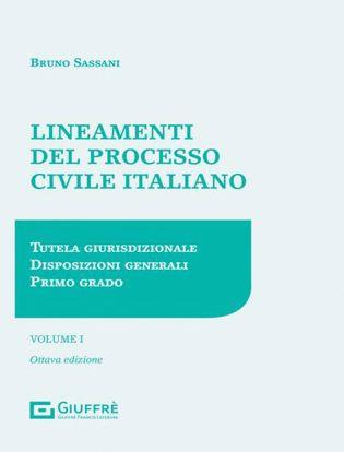 Immagine di Lineamenti del Processo Civile italiano I