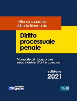 Immagine di Diritto processuale penale