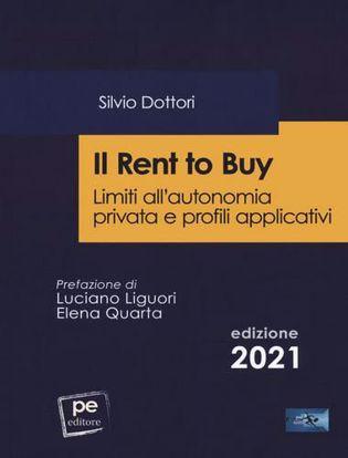 Immagine di Il rent to buy. Limiti all'autonomia privata e profili applicativi