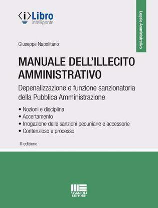 Immagine di Manuale dell'illecito amministrativo