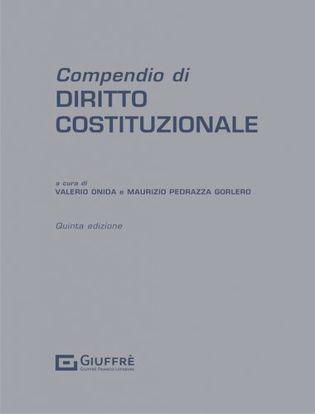 Immagine di Compendio di diritto costituzionale