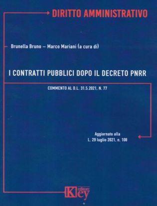 Immagine di I contratti pubblici dopo il decreto PNRR. Commento al D.L. 31.05.2021 N. 77. Aggiornato alla L. 29 luglio 2021 n. 108