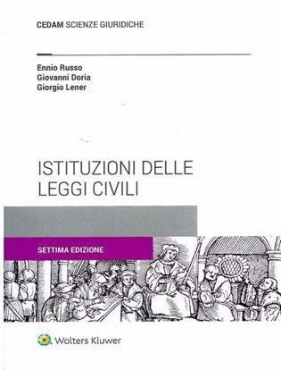 Immagine di Istituzioni delle leggi civili