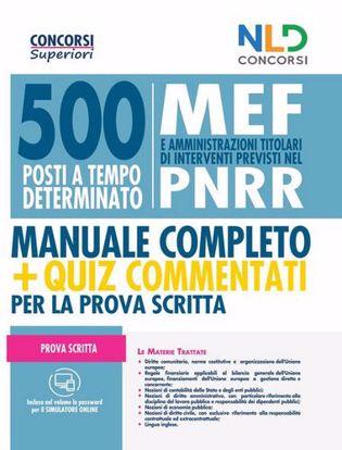 Immagine di Concorso 500 posti alla Presidenza del Consiglio dei Ministri. Manuale completo + Quiz per la prova scritta. Con software di simulazione