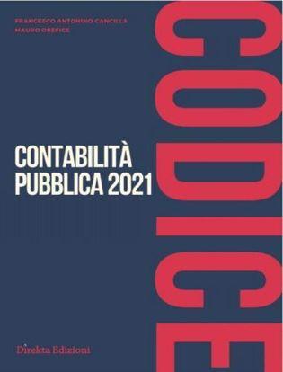 Immagine di Contabilità Pubblica 2021 - Codice