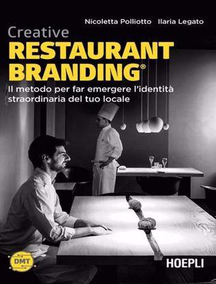 Immagine di Creative restaurant branding. Il metodo per far emergere l'identità straordinaria del tuo locale