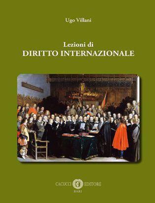 Immagine di Lezioni di diritto internazionale