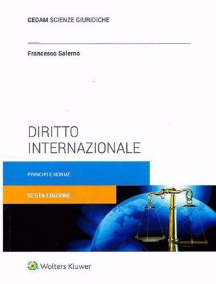 Immagine di Diritto internazionale. Principi e norme