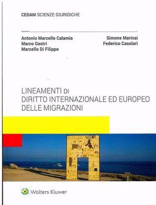 Immagine di Lineamenti di diritto internazionale ed europeo delle migrazioni