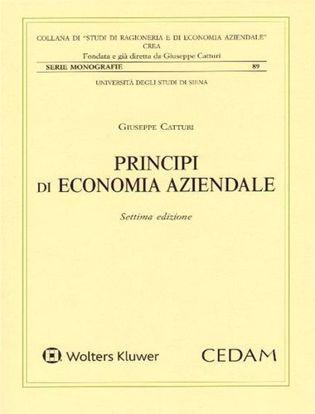 Immagine di Principi di economia aziendale
