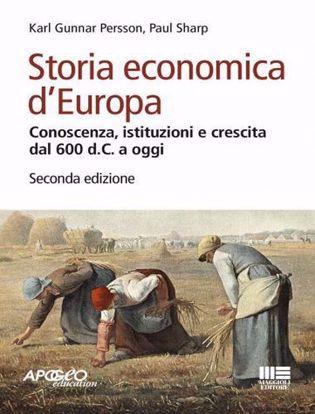Immagine di Storia economica d'Europa