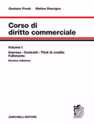 Immagine di Corso di diritto commerciale. Vol. 1