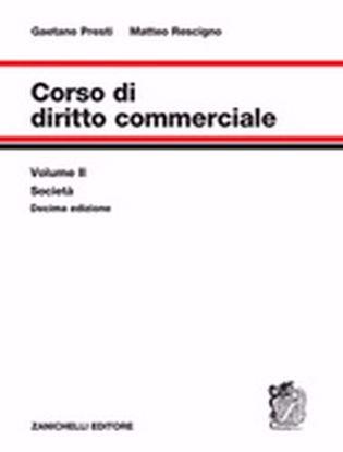 Immagine di Corso di diritto commerciale. Vol. 2: Società.