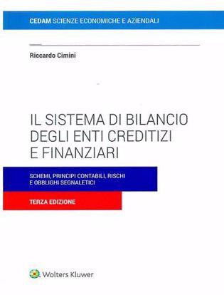 Immagine di Il sistema di bilancio degli enti creditizi e finanziari. Schemi, principi contabili e obblighi segnaletici
