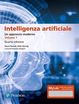 Immagine di Intelligenza artificiale. Un approccio moderno. Volume 1. Ediz. mylab