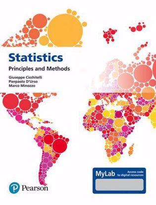 Immagine di Statistics: principles and methods. Ediz. Mylab