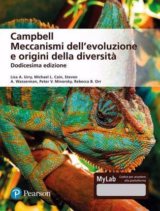 Immagine di Campbell. Meccanismi dell'evoluzione e origini della diversità. Ediz. mylab. Con espansione online