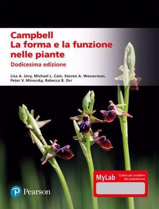 Immagine di Campbell. La forma e la funzione nelle piante. Ediz. mylab