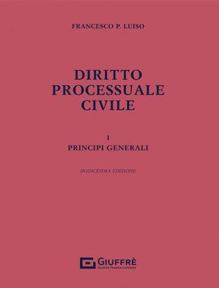 Immagine di Diritto processuale civile vol.1. Principi generali