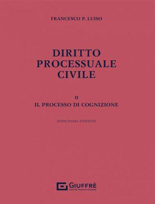 Immagine di Diritto processuale civile vol.2. Il processo di cognizione
