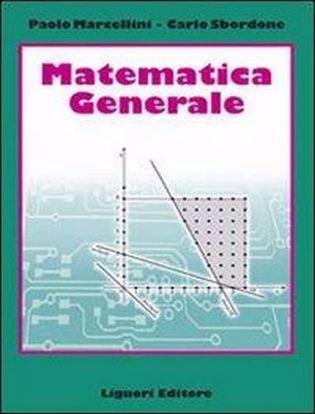 Immagine di Matematica generale