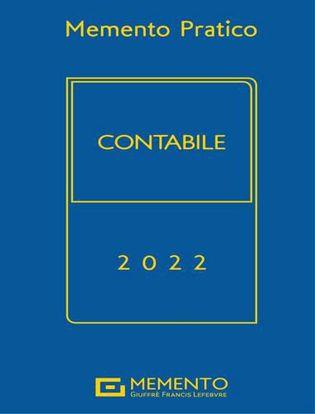 Immagine di Memento pratico. Contabile 2022