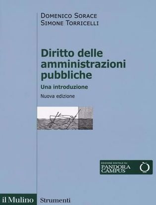 Immagine di Diritto delle amministrazioni pubbliche. Una introduzione. Nuova ediz.