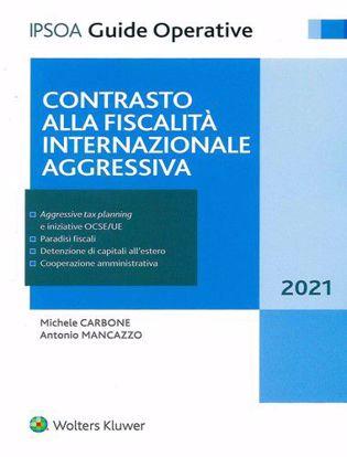 Immagine di Contrasto alla fiscalità internazionale aggressiva