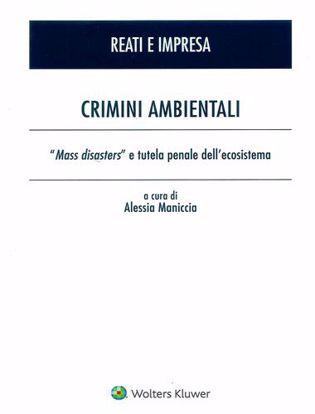 """Immagine di Crimini ambientali. """"Mass disasters"""" e tutela penale dell'ecosistema"""
