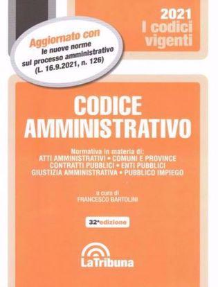 Immagine di Codice amministrativo 2021
