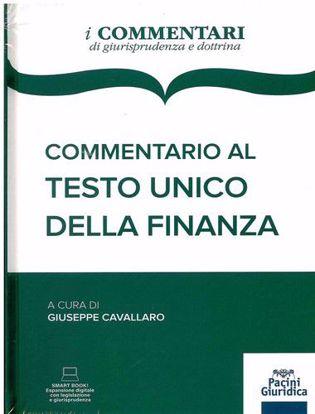 Immagine di Commentario al testo unico della finanza