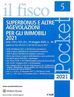 Immagine di Superbonus e altre agevolazioni per gli immobili 2021