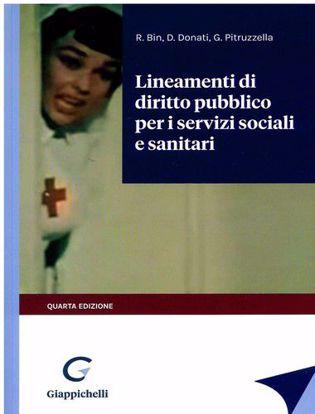 Immagine di Lineamenti di diritto pubblico per servizi sociali e sanitari