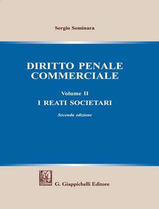Immagine di Diritto Penale Commerciale Vol. II. I reati societari
