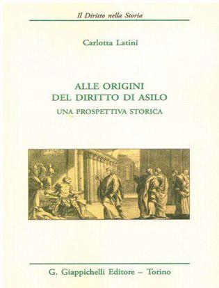Immagine di Alle origini del diritto. Una prospettiva storica