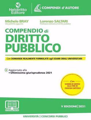 Immagine di Compendio di diritto pubblico. Nuova ediz.