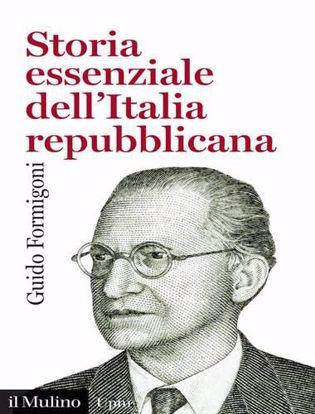 Immagine di Storia essenziale dell'Italia repubblicana