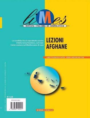 Immagine di Limes. Rivista italiana di geopolitica (2021). Vol. 8: Lezioni afghane