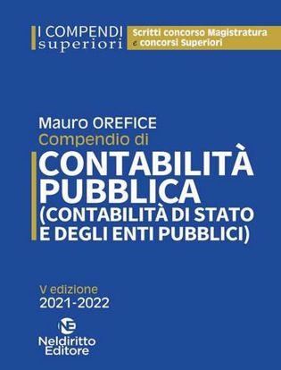 Immagine di Compendio di contabilità pubblica (contabilità di Stato e degli enti pubblici). Nuova ediz.